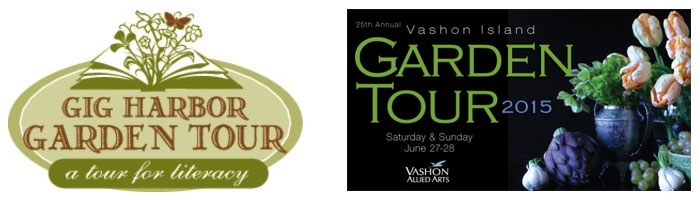 Gig Harbor and Vashon Island Garden Tours