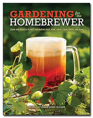 Gardening for the Homebrewer Book Cover